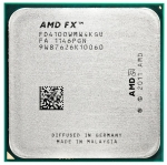 [AM3+] FX-4100 Quad-Core Turbo Speed: 3.8 GHz