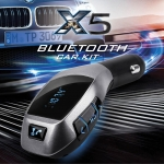 Car Bluetooth X5 FM Transmitter