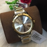 Michael Kors Hartman Two-Tone Stainless Steel Ladies Watch MK 3521