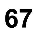 [C67] :: 67