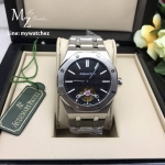 Audemars Piguet Royal Oak 15400 Ultra Thin Tourbillion 41 MM - Black Dial