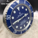 Rolex Submariner Blue Dial - Wall Clock