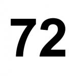 [C72] :: 72