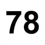 [C78] :: 78