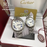 Cle'De Cartier Stainless Steel