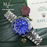 Rolex Submariner Blue Dial - Jubilee Bracelet