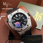 Audemars Piguet Royal Oak Offshore Diver Black Dial 15710