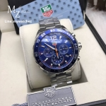 Tag Heuer Calibre 11 Red Bull Racing 42MM - Blue Dial