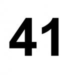 [C41] :: 41