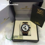 Audemars Piguet Royal Oak Offshore - Gold Pink and Rubber Strap