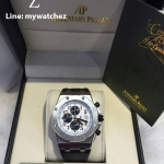 Audemars Piguet Royal Oak Offshore - Stainless and Black Rubber Strap