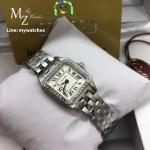 Panthère de Cartier - Stainless Diamond