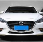 คิ้วแต่งกระจังหน้าข้างโลโก้ MC Mazda3