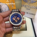 Breitling Navitimer 01 - Two Tone Blue Dial
