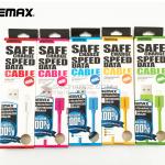 สายชาร์จไอโฟน Remax Safe and Speed Data Lighting Cable