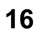 [C16] :: 16
