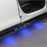 บันไดข้าง LED CX-5 2018
