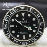 Rolex GMT Master All Black - Wall Clock