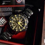 Luminox F-117 Nighthawk 6400 Series - Yellow Dial