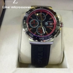 Tag Heuer Formula 1 Calibre 16 - Red and Rubber band