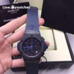 ็ีHublot Big Bang - All Black Blue