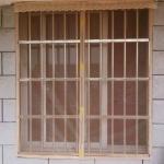 ม่านหน้าต่างกันยุง ขนาด 200x150 ซม.