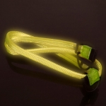 SATA Cable VIZO UV Yellow Reflective 90°-180°