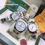 Rolex Oyster Perpetual Date 15200 - ฺSilver Dial