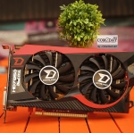 PowerColor Radeon HD7850 1GB/DDR5/256Bit