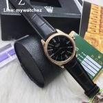 Rolex Cellini Classic Ref:50509 - Black Dial Everose Gold