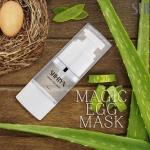 มาร์คไข่ขาว Sheryn Magic Egg Mask 15 ml.