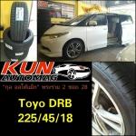 Toyo DRB > 225/45/18 > Estima