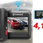 Promotion สำหรับ Fan Pages เท่านั้น!! กล้องติดรถยนต์ Transcend Drive Pro 200