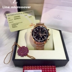 Omega Speedmaster Professional James Bond 007 - Pink Gold Stainless