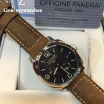 RADIOMIR 1940 3 DAYS GMT POWER RESERVE AUTOMATIC ACCIAIO - PAM658