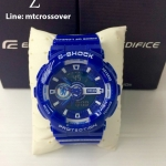 G-Shock- GA 110 Chelsea Custom Edition Original Blue