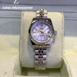 Rolex Datejust Lady Pearl color Stainless Steel