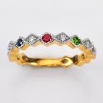 แหวนนพเก้าทองแท้