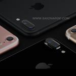กระจกกันรอยเลนส์กล้อง iPhone 7/ iPhone 7 Plus