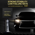ชุดไฟหน้า HID รุ่น T4 5500K Mazda3 MC