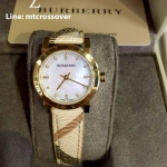 Burberry The City Diamond Ladies Watch BU9226