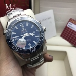 Omega Seamaster Planet Ocean 600M Co-Axial - Blue Dial