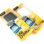 ที่ชาร์จไฟ 2 ช่อง REMAX Charger Dual USB 3.4A