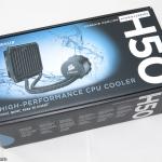 มือหนึ่ง Corsair Hydro Series H50 CPU Cooler ชุดน้ำระบบปิด