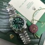 Rolex Submariner Green Dial - Jubilee Bracelet