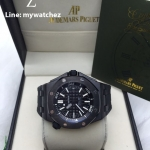 "Audemars Piguet Royal Oak Offshore Diver - Project X ""Black Out"""