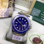 Rolex Submariner Blue Dial - Two Tone