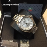Tag Heuer 300M Men REF: WAY2111.BA0928 - Silver Dial