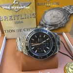 Breitling Superocean Chronograph II - Ceramic Bezel/Orange Dial
