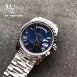 Rolex Day-Date Ref:228239 Blue Dial - Swiss Grade